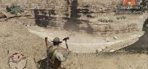 Get the Hail Mary achievement in Red Dead Redemption, Legends & Killers DLC