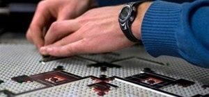 8-Bit Lego Prints