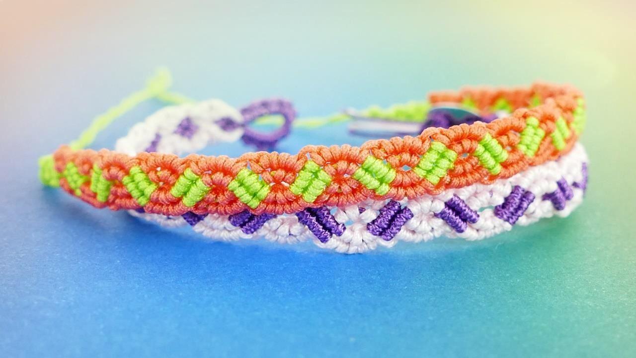 How to Make Wave Bracelet