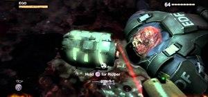Earn the Bucket Head trophy in Duke Nukem Forever for PS3