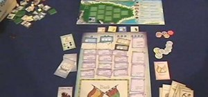 Play Puerto Rico, the board game
