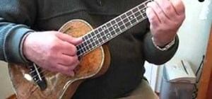 "Play Glenn Miller's ""In the Mood"" on the ukulele"