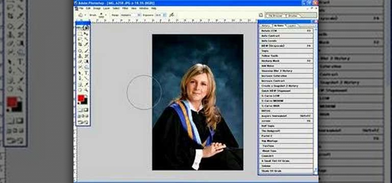 how to fix a blurry image on photoshop cs2
