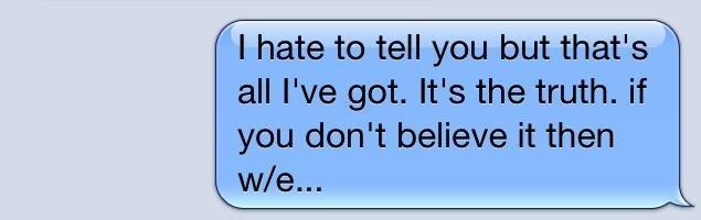 How to Spot a Liar Through Text Messages