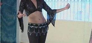 Belly dance easily