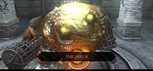 Defeat the Jailer in the game Darksiders