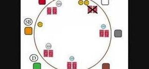 Play no-limit Texas Hold'em poker