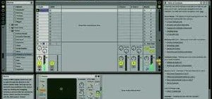 Use the Phaser effect in Ableton Live
