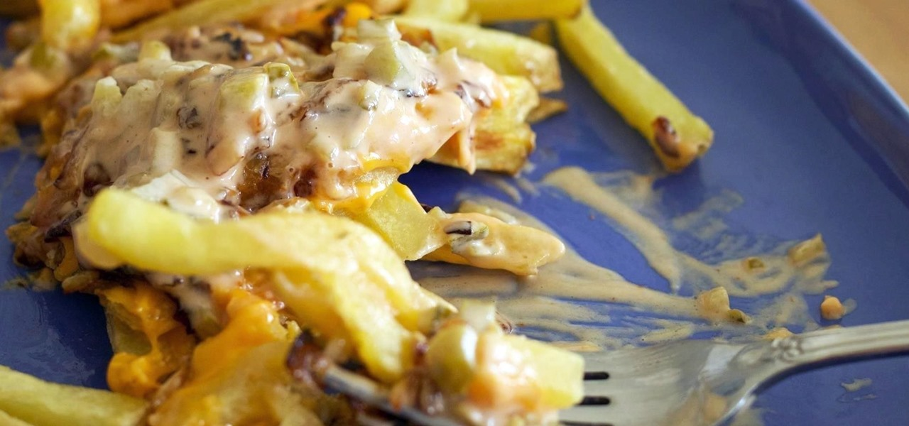 Make In-N-Out's Famous Animal Style French Fries at Home