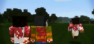 28 Weeks Later in Minecraft