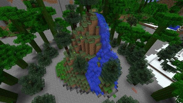 Your Minecraft World With