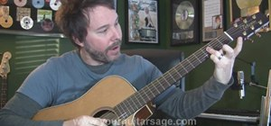 """Play """"You Could Be Happy"""" by Snow Patrol on guitar"""