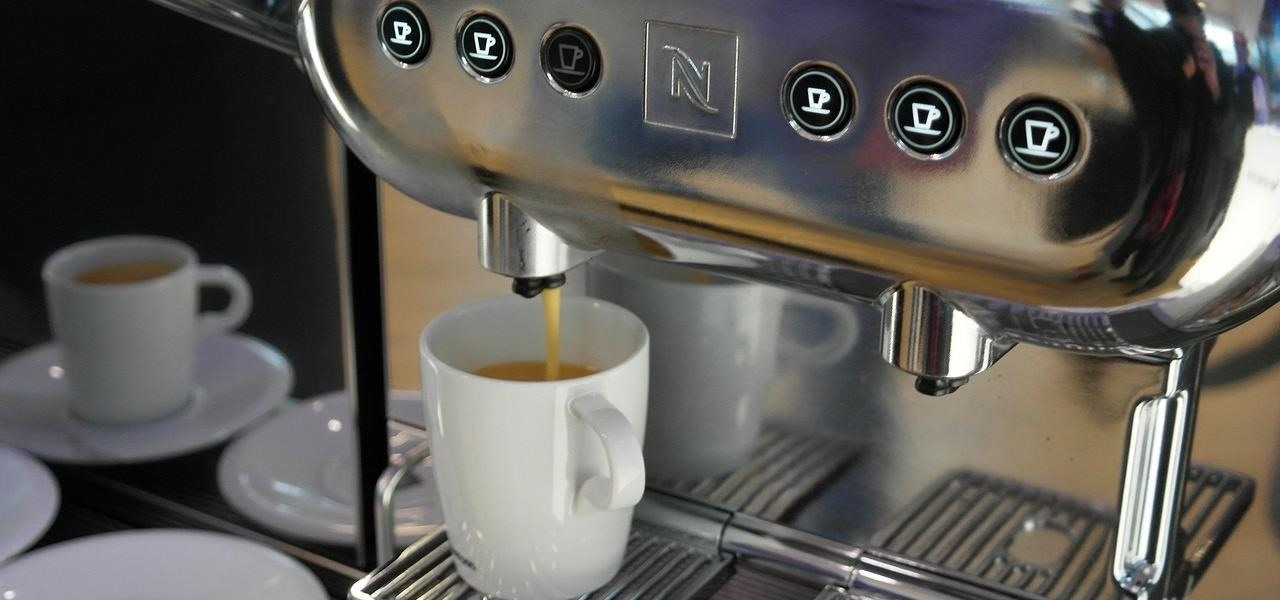 Coffee Isn't the Only Thing Brewing in Your Nespresso—Extremophiles Could Be Living in Your Drip Tray