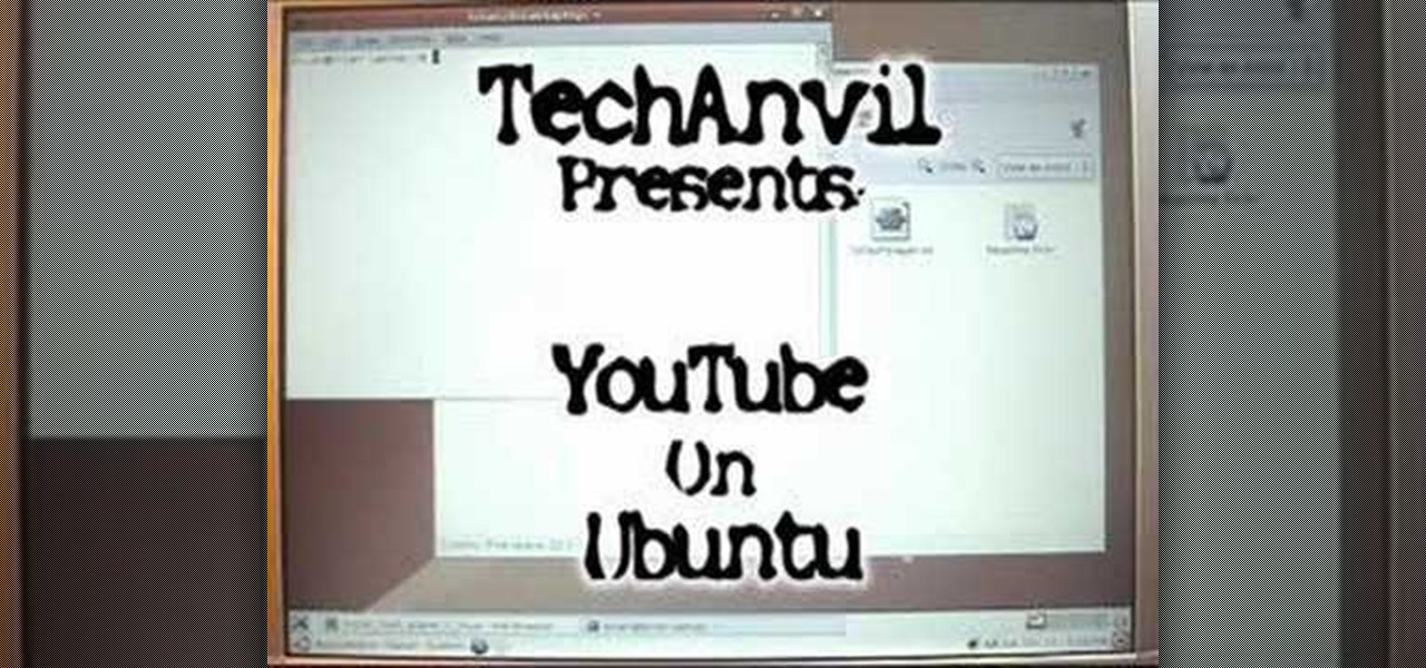 How to Watch YouTube on Ubuntu and install flash players « Operating