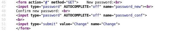 How to Manipulate User Credentials with a CSRF Attack