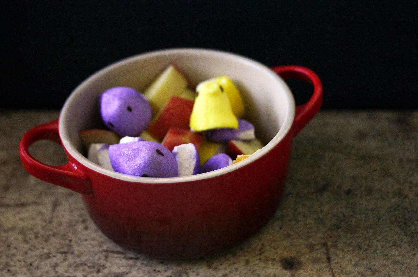 How to Cook with Marshmallow Peeps