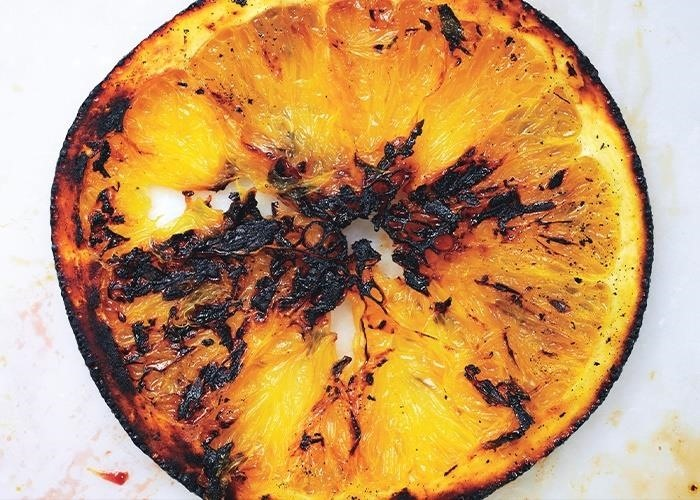 Chef's Quick Tip: Char Your Citrus for Extra Flavor
