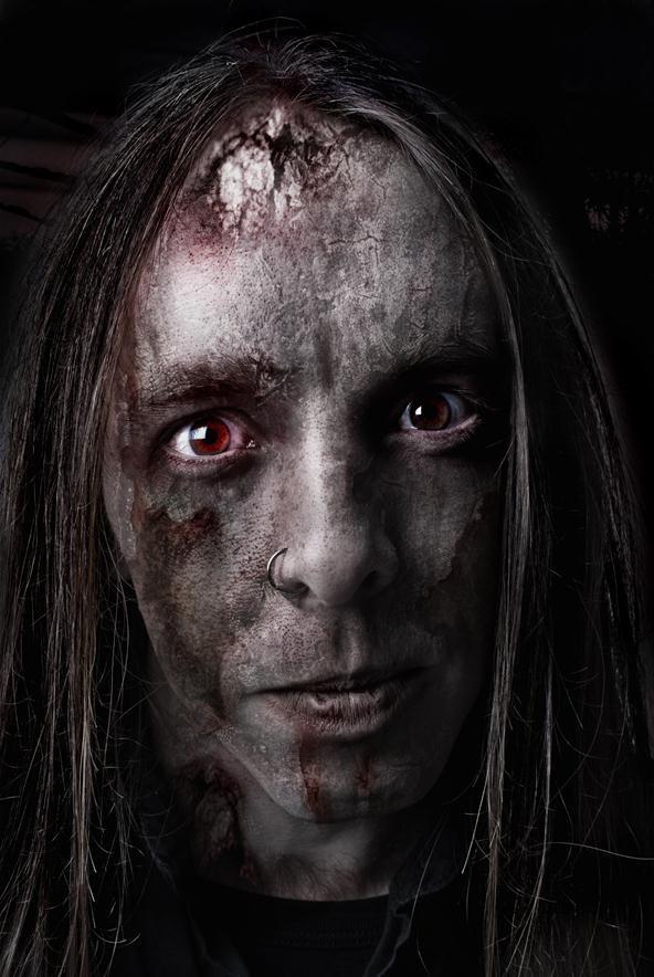 Horror Photography Challenge: Zombie!