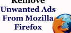 How to Remove Unwanted Advertisements from Firefox
