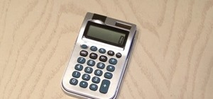 Pull the Hacked Calculator Prank