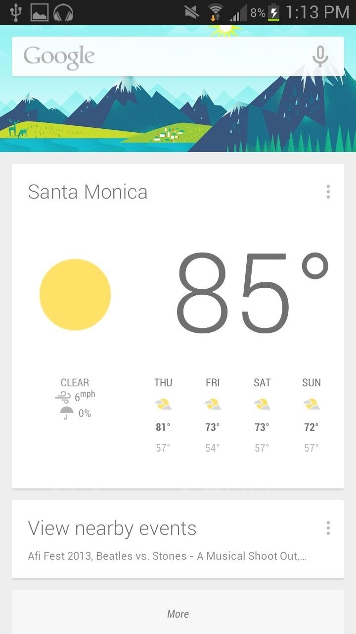 How to Get the Android 4.4 KitKat Launcher & Google Now on Your Samsung Galaxy Note 2