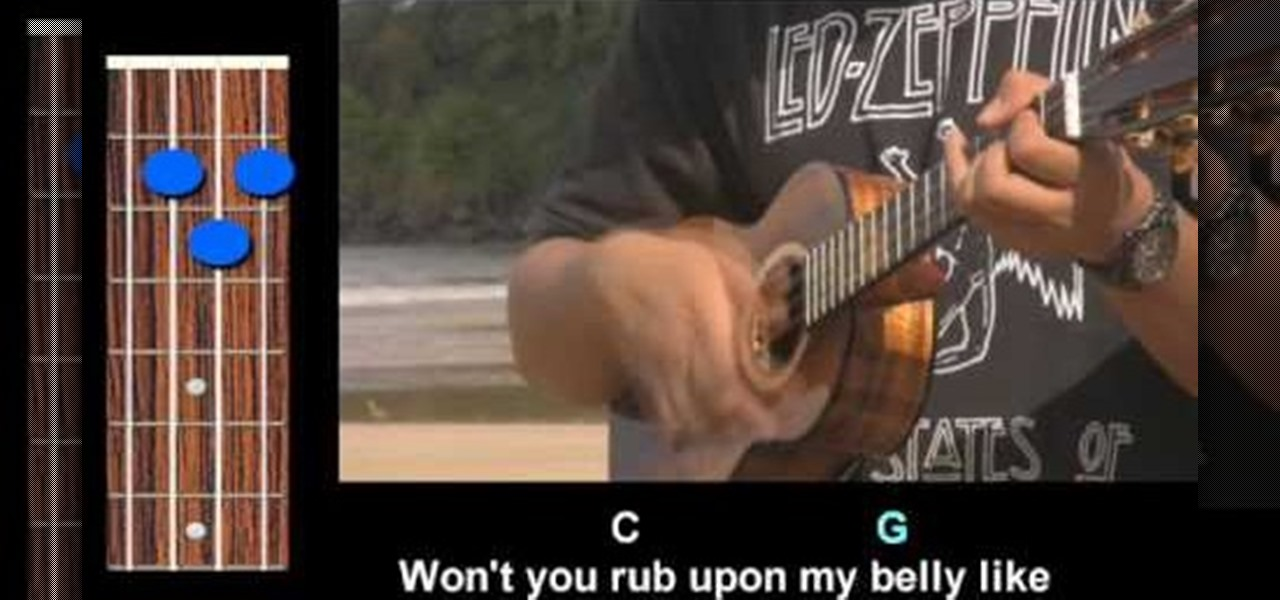 billy brown ukulele how to play