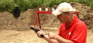 Replace a magazine pistol when firearm training