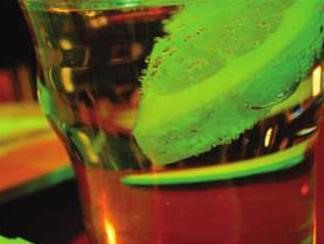 Make Edible Lasers (Jell-O or Gin & Tonic Flavored)