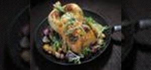 Make a rustic French chicken Pot-au-Feu