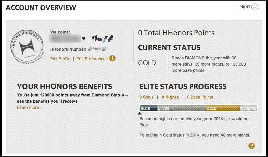 Flaw in Hilton's Rewards Program Allows You to Achieve Instant HHonors Gold Status for Free