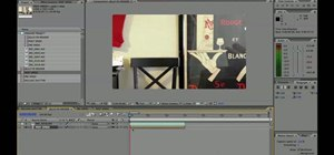 """Fix the """"rolling shutter"""" in SLR's with After Effects"""