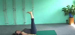 Develop your core strength and balance when practicing yoga