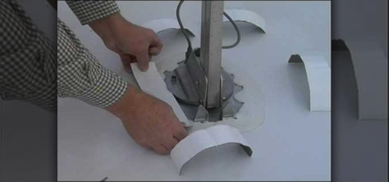 how to fix bubbles in cars roof upholstry