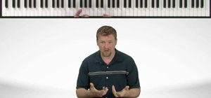 Understand piano scales