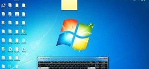 Run an application as an administrator in MS Windows 7