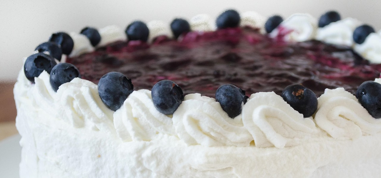 This Brilliant Red, White & Blue Cake Holds a Flaky Surprise Inside