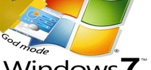 Create Windows 7 GodMode