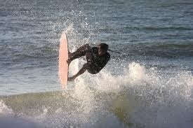 Learning What Skim Boarding Is
