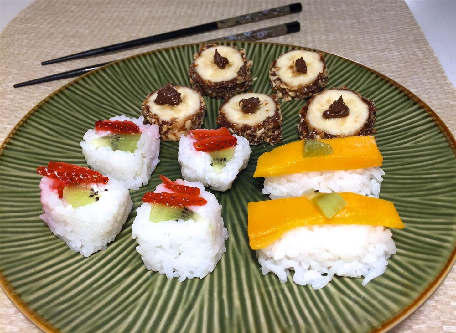 DIY Dessert Sushi: 3 Irresistible, Easy-to-Make Recipes