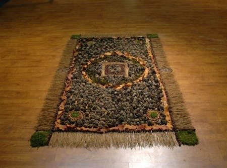See a Woven Rug? Look Again