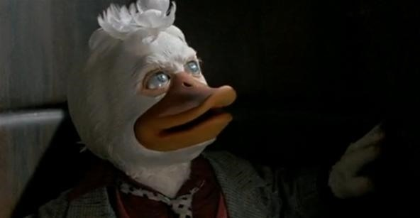 Movie Quiz: Howard the Duck - Fight
