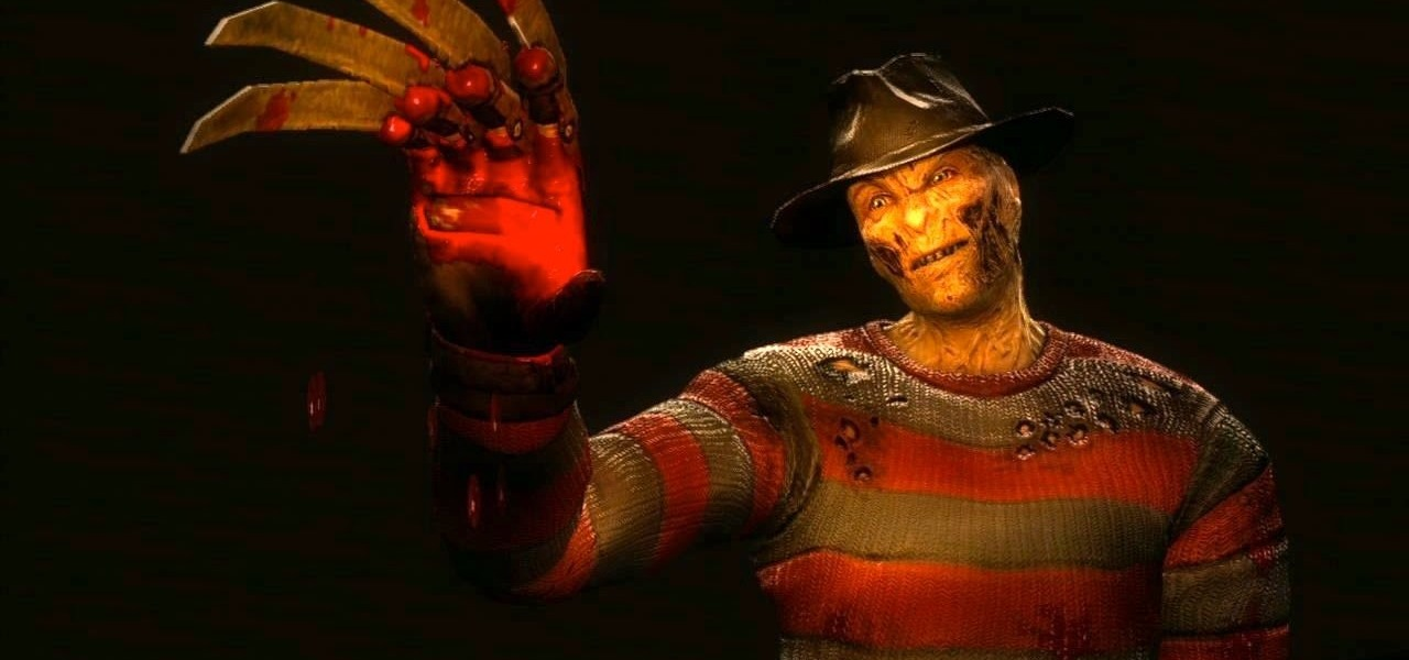 How To Activate The Freddy Krueger Fatalities In The First Dlc For