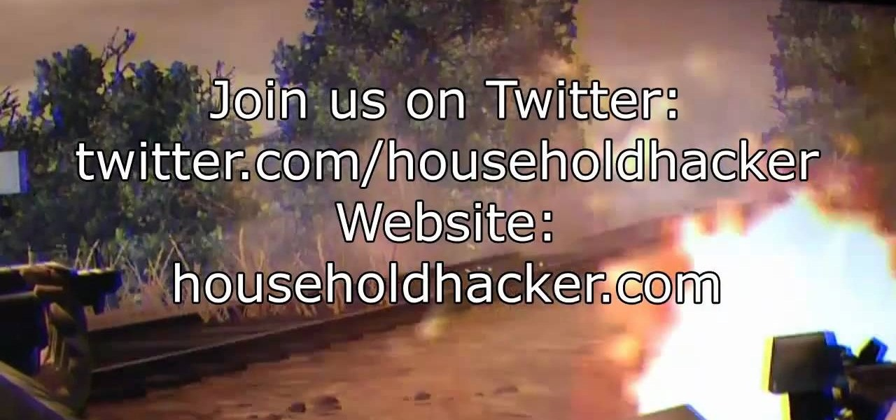 How to Hack flash games with Household Hacker « Web Games