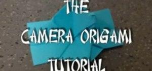 Origami a simple camera