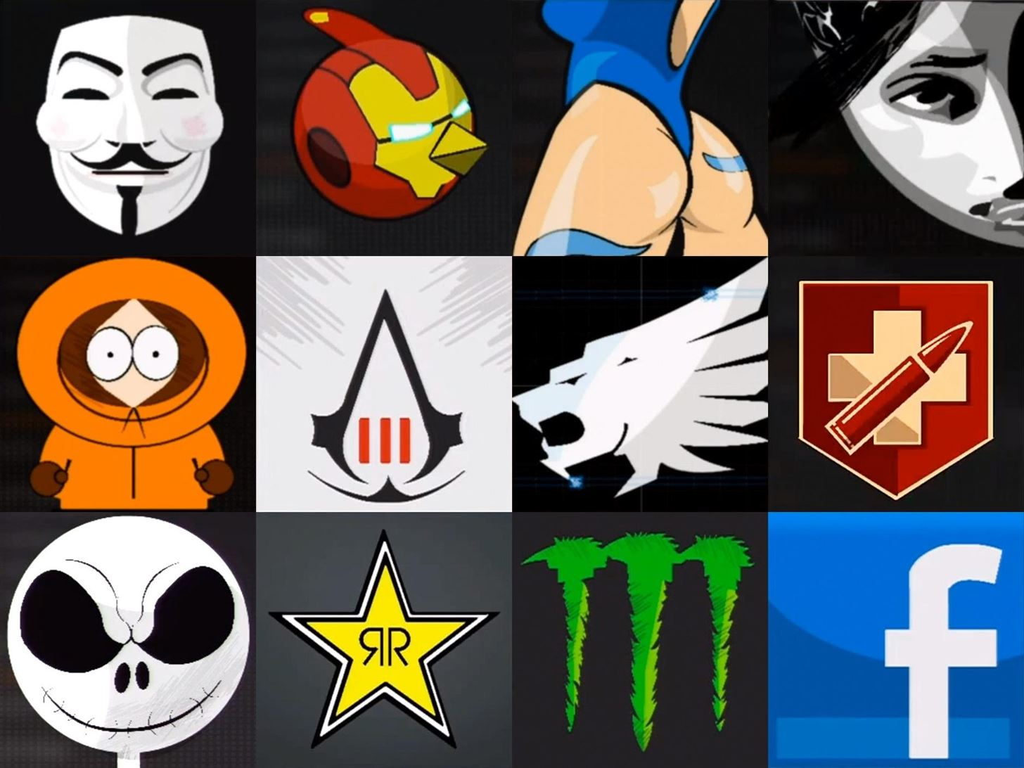 12 more totally kickass emblem designs for call of duty black ops theres more layers and brighter colors which means more badass designs if you missed the first roundup for black ops 2 emblems be sure to check it out biocorpaavc