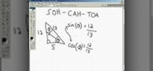 Learn about trigonometry