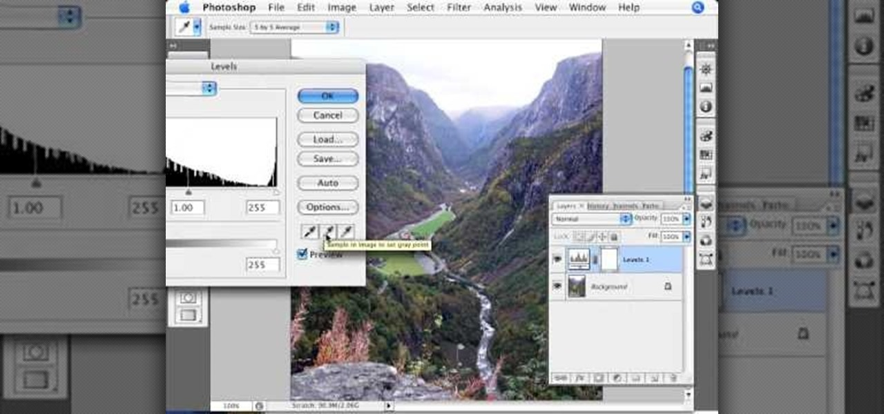 how to change photo shade in photoshop
