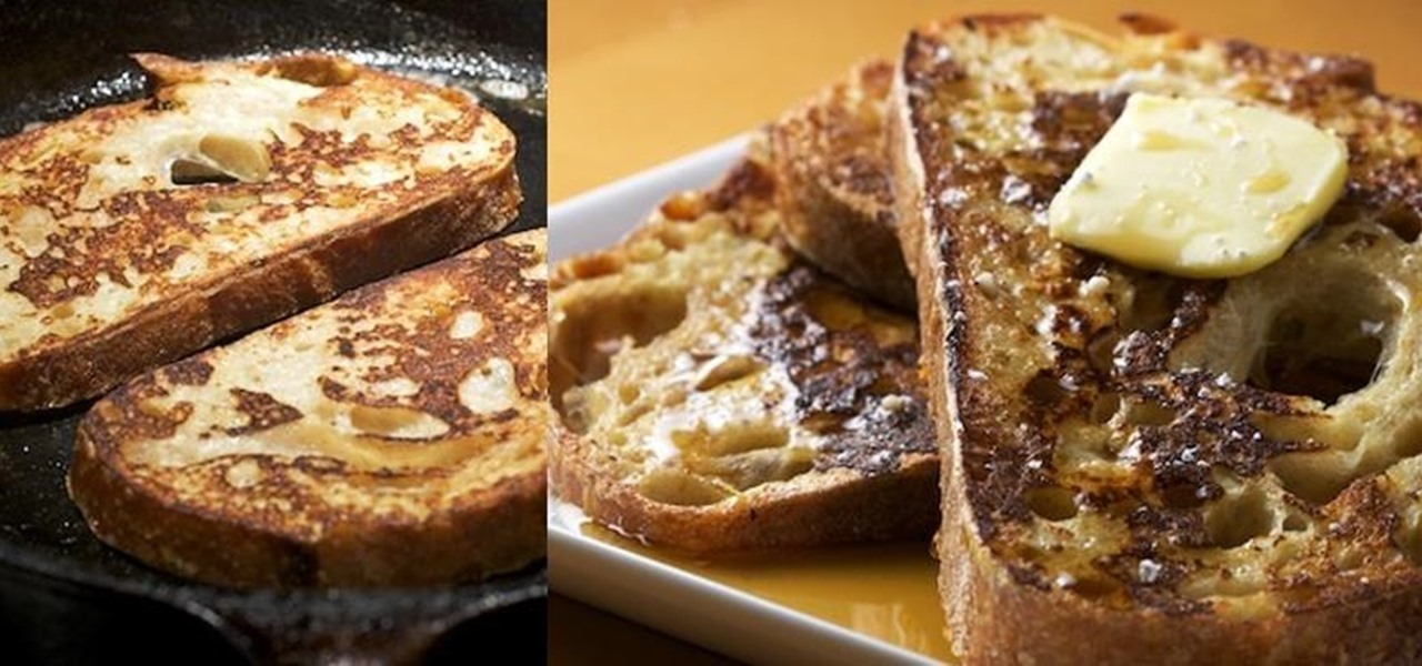 12 Food Hacks for Perfect French Toast, Every Time