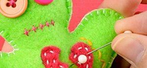 Make a Voodoo Pincushion Doll for Valentine's Day Angst