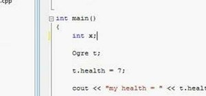 Create an OOP design with C++